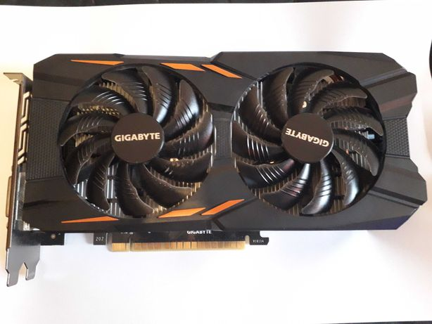 Karta graficzna Gigabyte GeForce GTX 1050Ti Windforce 4GB