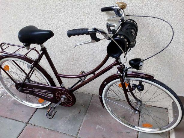 Botecchie Carnielli kultowy damski retro rower 3 biegowy