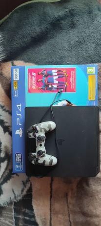 Sprzedam PS 4 plus zestaw gier