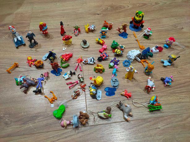 Киндеры игрушки коллекция