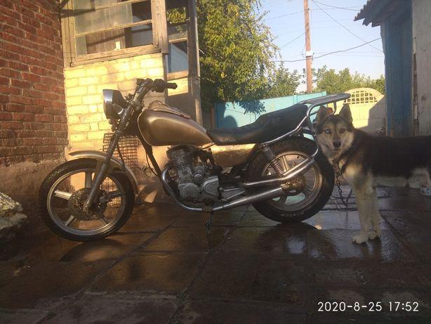 Продам мотоцикл 125