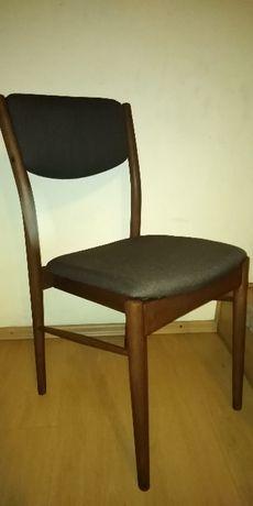 Krzesło krzesła AGA stare PRL lata 60/70 tanio wyprzedaż