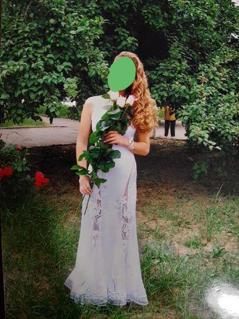 Вечірне весільне  випускне плаття вечернее свадебное платье