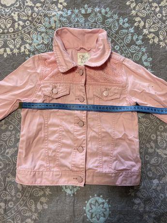 Котоновая курточка