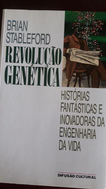 Revolução genética de Brian Stableford