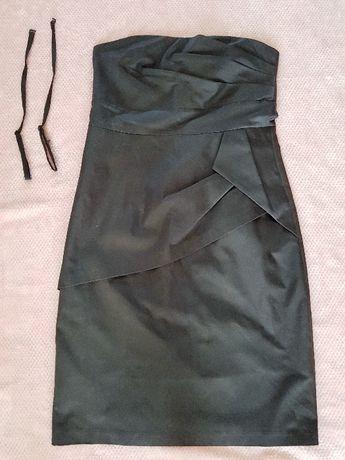 Czarna sukienka r. 40