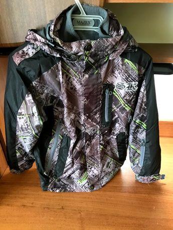 Осіння куртка,водонепроникна для дитини