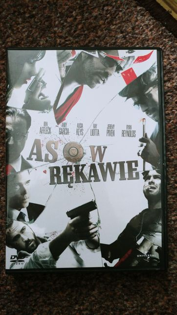 Film As w rękawie