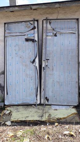 Drzwi tylne do naczepy TIR