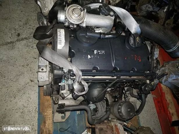 Motor Audi A3 | VW Golf IV| Bora 1.9 Tdi 115 Cv Ref: AJM