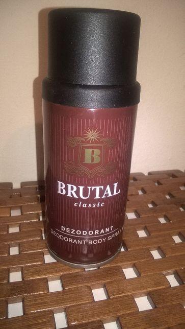 Brutal classic dezodorant w sprayu