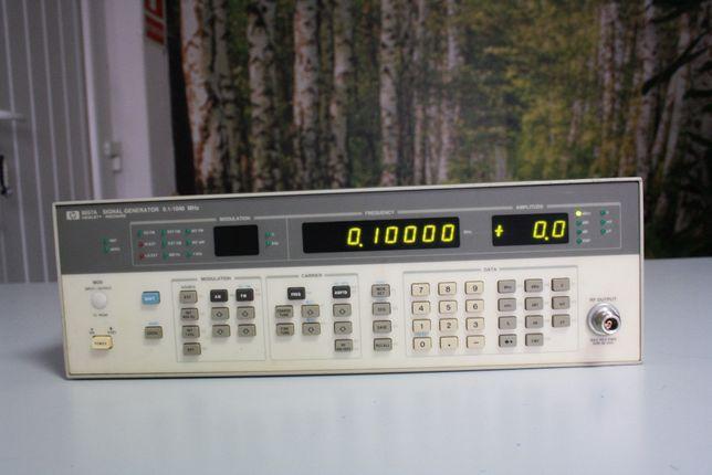 Gerador de sinais RF HP 8657A
