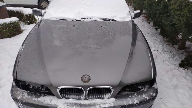 Maska przednia Polift BMW E39 STERLINGGRAU
