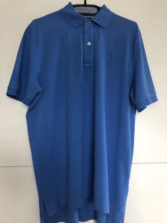 Koszulka Polo Tommy Hilfiger rozmiar M męska Okazja