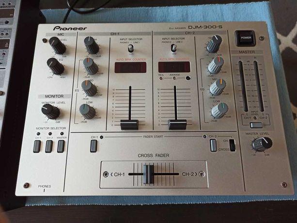 Pioneer DJM 300 #2 (CDJ 100/200/350/400/500/700/800/1000)