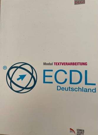 ECDL Deutschland:Modul computer- Grundlagen