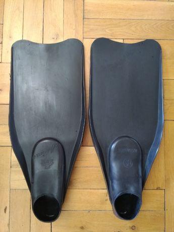 Płetwy do nurkowania AKBAHABT rozmiar 24,5 - 25,5 cm