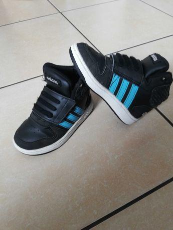 Buty dziecięce Adidas Hoops