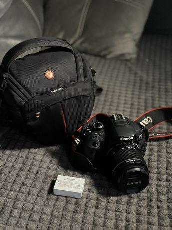 Canon EOS 650D +18-55mm