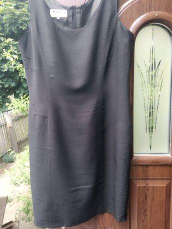 Sukienka czarna letnia r 40