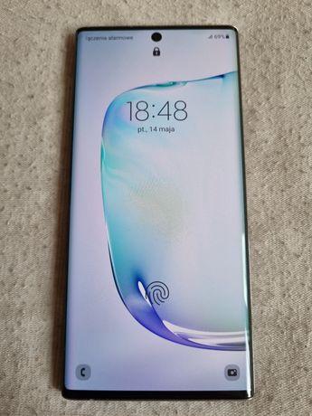Samsung Galaxy Note 10 256GB DS gwarancja rok stan BDB