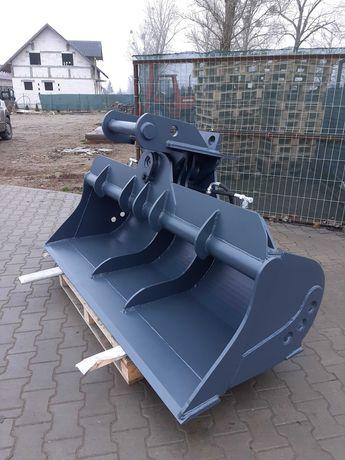 Łyzka skarpowa hydrauliczna 13-18 ton 0.6m3