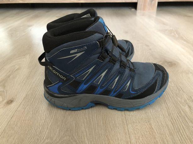 Ботинки черевики salomon