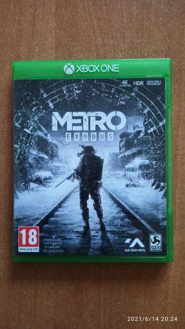Metro Exodus PL Xbox One Xbox Series X