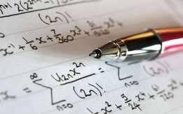 Репетитор з математики (дистанційно!)