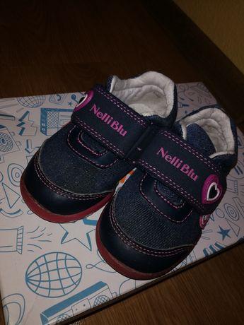 Buty dziecięce NELLI BLU rozm. 23