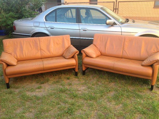 Sofa de Sede DS-14 komplet wypoczynkowy 2+2 unikat