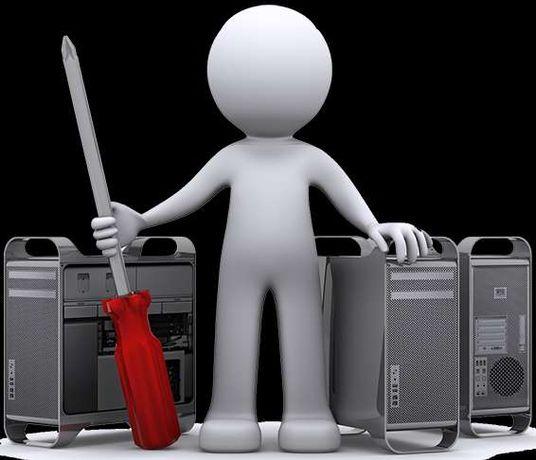 Пропоную послуги по ремонту і обслуговуванню ПК, ноутбуків, планшетів