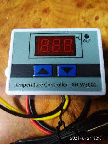 Цифровой регулятор температуры.