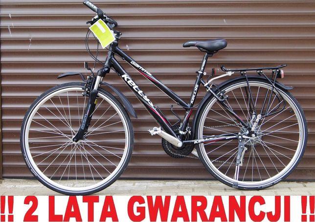 Rower KELLYS GAMMA 28'. Przebieg kilkaset KM ! + LICZNIK prędkości !!!