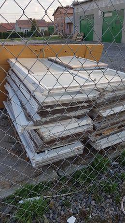 Oddam stare okna drewniane