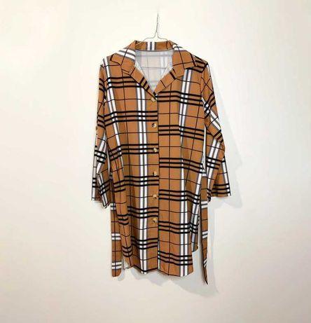 Camisa/Blusa Vestido Nova • super leve (tamanho S/M)