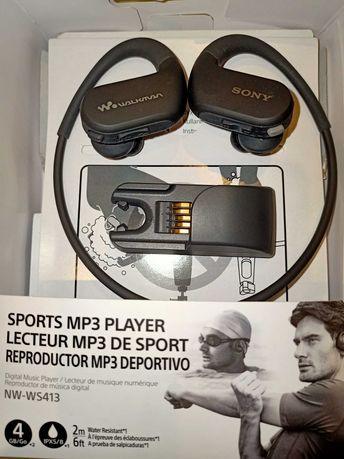 Słuchawki SONY walkman NW-WS413