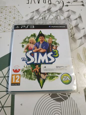 Sims 3 PS3 wersja PL