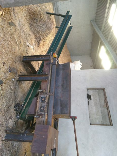 Máquina de fita para pintos