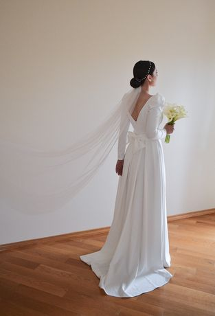Весілльна сукня