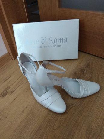 Buty ślubne Arte di Roma rozm. 36. NOWE