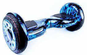 Гироборд 10.5 д. Бренд (Jilong) Цвет Синее пламя,САМОВЫВОЗ ХАРЬКОВ