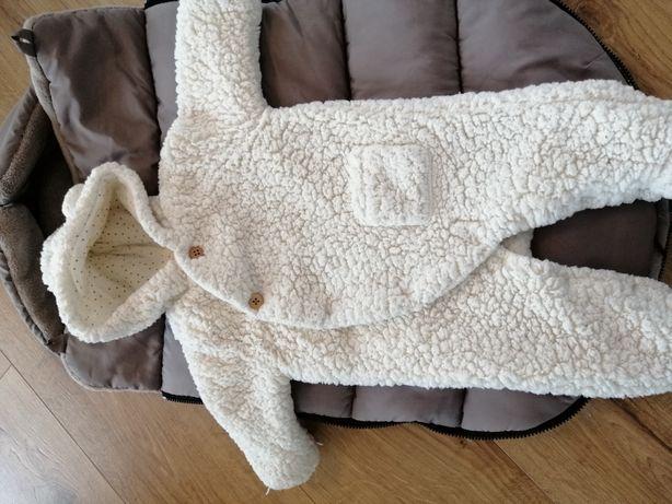 Kombinezon jesień zima mini Zara 62