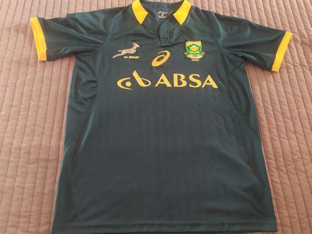 Camisola Rugby Oficial da África do Sul