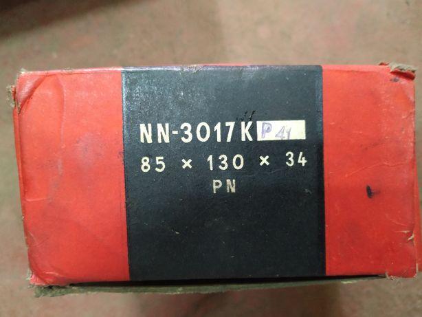 Łożysko walcowe NN 3017K P41 85X130X34