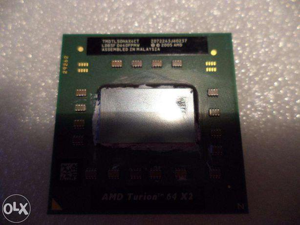 Processador AMD Turion 64x2- Para Portátil