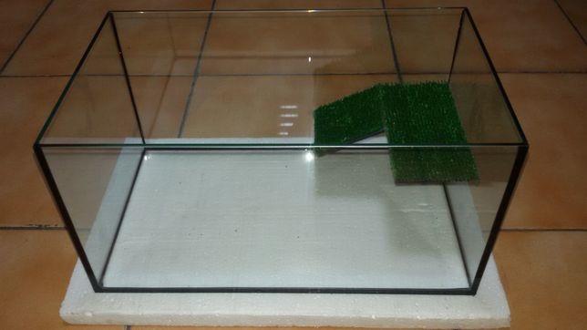 Новый террариум, аквариум для черепахи маленькой. Доставка по Украине
