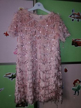 Нарядное платье для девочки 11-12лет, вечернее