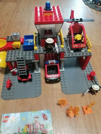 Лего дупло пожарное депо 5601 оригинал!!!