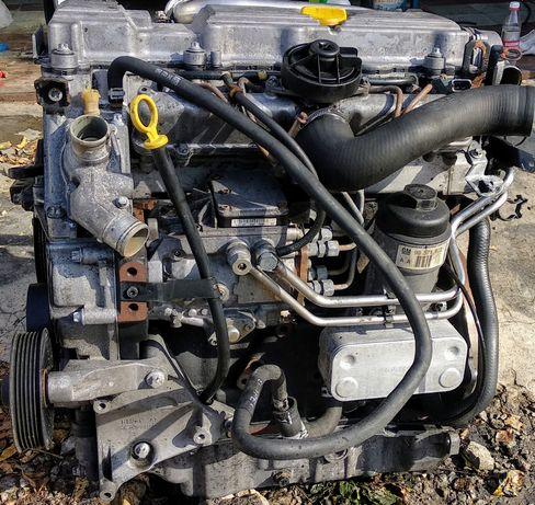 Двигатель (Мотор) Y20DTH  Opel 2.0 DTI Турбо